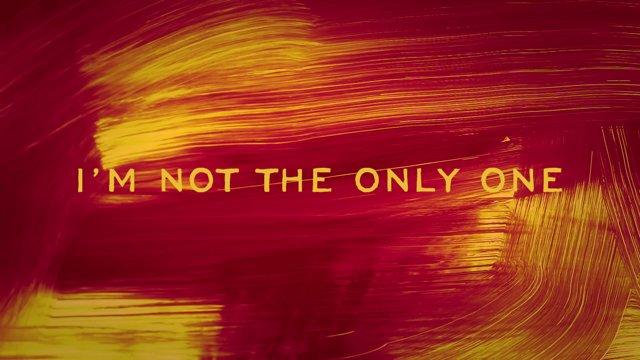 دانلود آهنگ I'm Not The Only - ترحمه متن آهنگ I'm Not The Only لیریک فارسی و انگلیسی