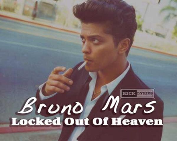 دانلود آهنگ Locked Out Heaven – ترجمه متن آهنگ Locked Out Heaven