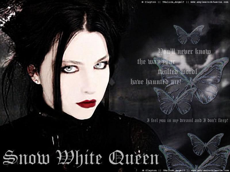 دانلود آهنگ snow white queen – ترجمه متن آهنگ snow white queen