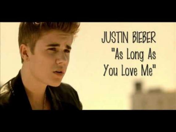 دانلود آهنگ As Long As You Love Me - ترجمه متن آهنگ As Long As You Love Me