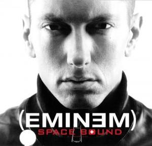 دانلود و ترجمه متن آهنگ Space bound از Eminem