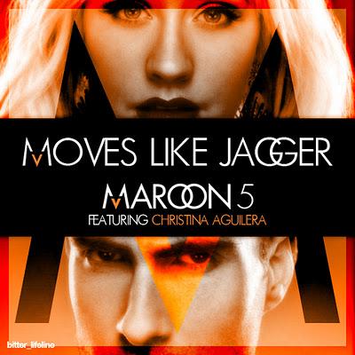 دانلود آهنگ Moves Like Jagger – ترجمه متن آهنگ Moves Like Jagger