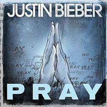 دانلود و ترجمه متن آهنگ pray از Justin Bieber