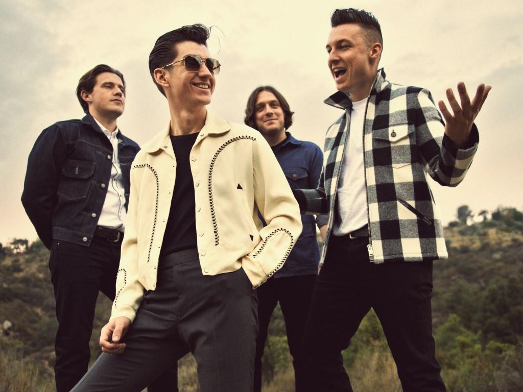 عکس های گروه موسیقی Arctic Monkeys گروه خارجی آرکتیک مانکیز