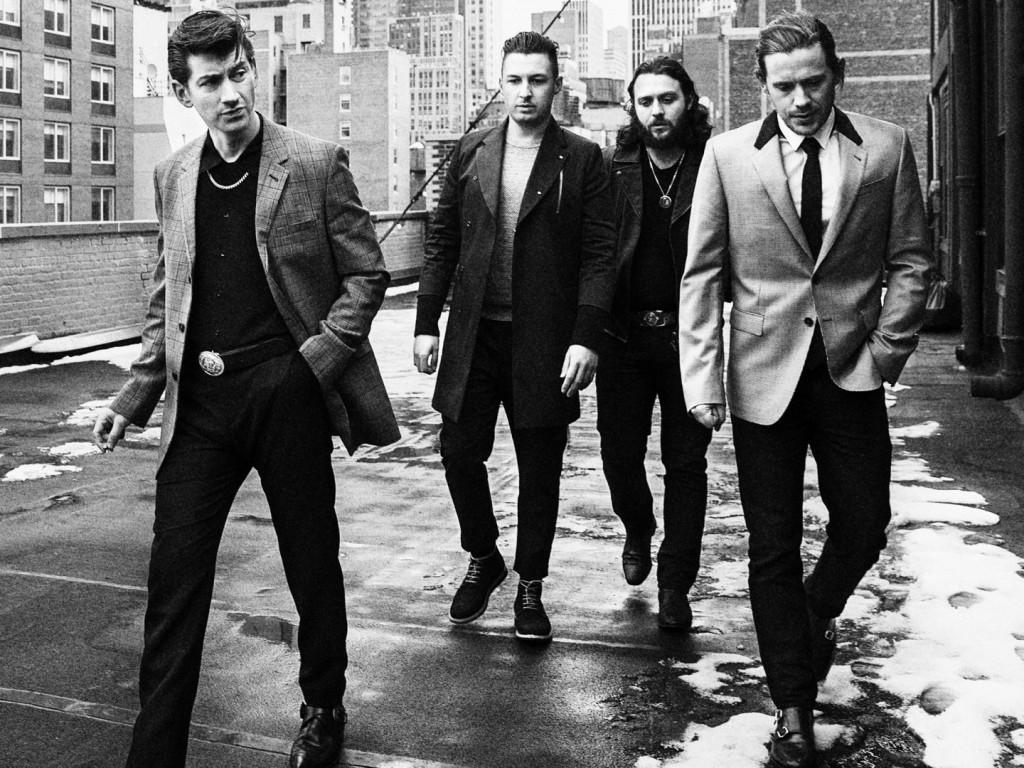 گروه Arctic Monkeys