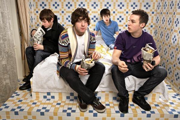 مجموعه عکس های گروه موسیقی Arctic Monkeys