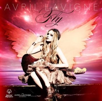 دانلود و ترجمه متن آهنگ Fly از Avril Lavigne