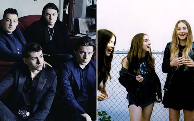 آرکتیک مانکیز Arctic Monkeys
