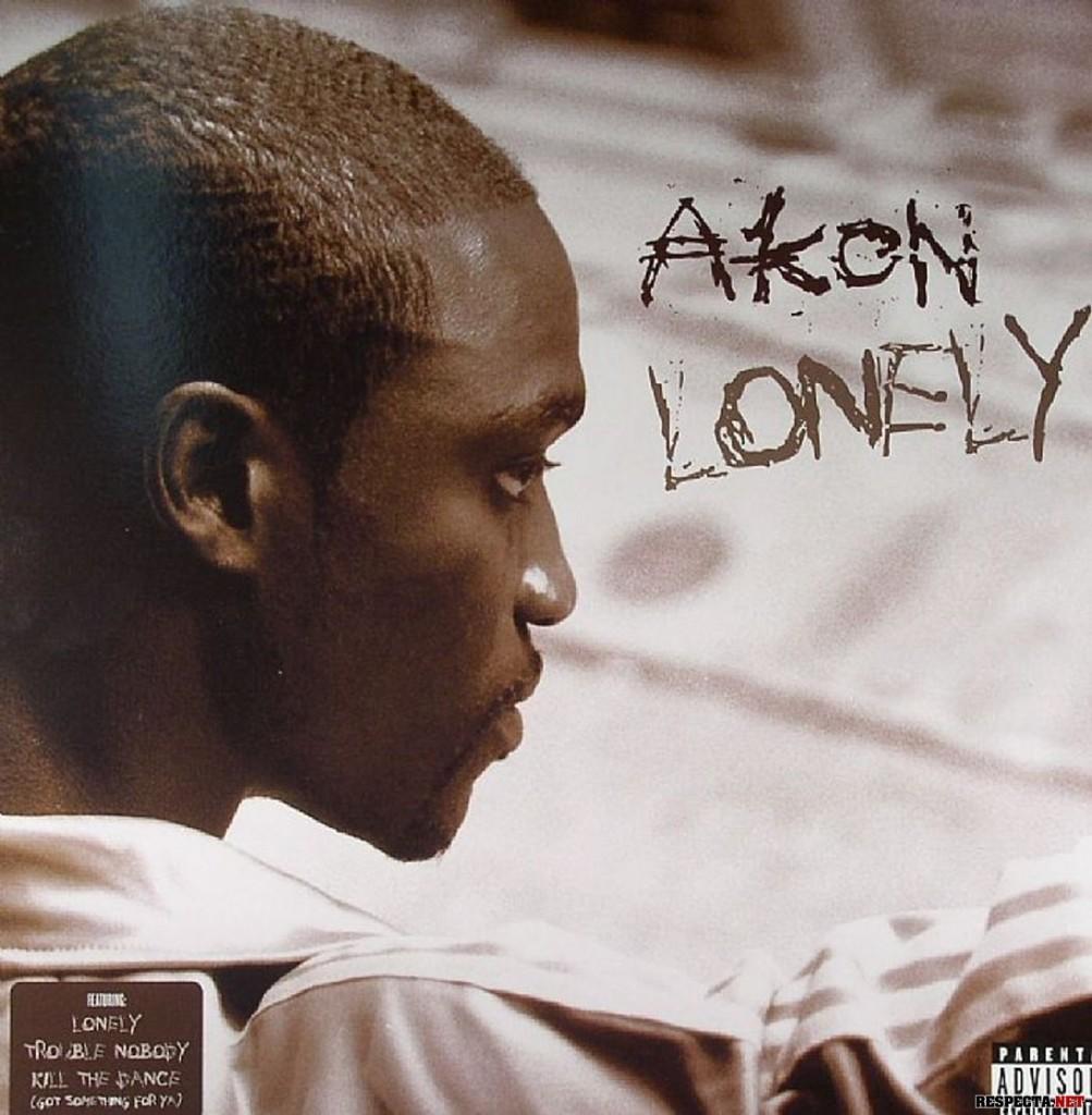 ترجمه متن و دانلود آهنگ Lonely از Akon