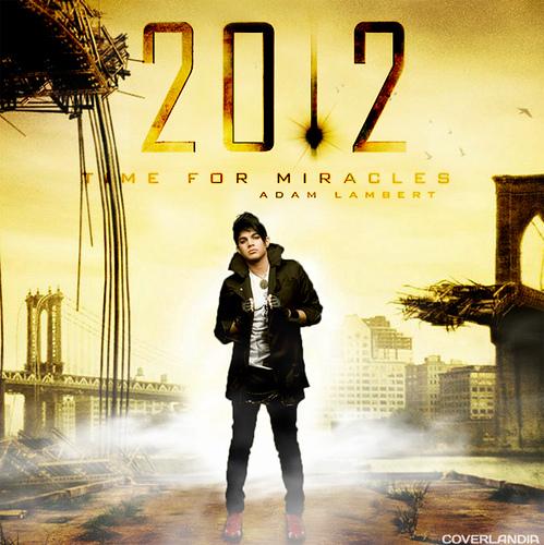 دانلود و ترجمه متن آهنگ Time For Miracles از Adam Lambert