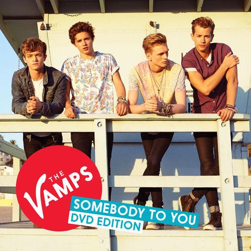 ترجمه متن و دانلود آهنگ Somebody To You از The Vamps به فارسی