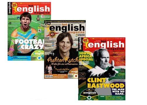 دانلود مجله انگلیسی خارجی همراه فایل صوتی مجلات
