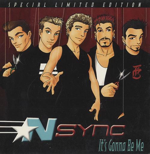دانلود آهنگ It`s Gonna Be Me و ترجمه متن فارسی از N Sync