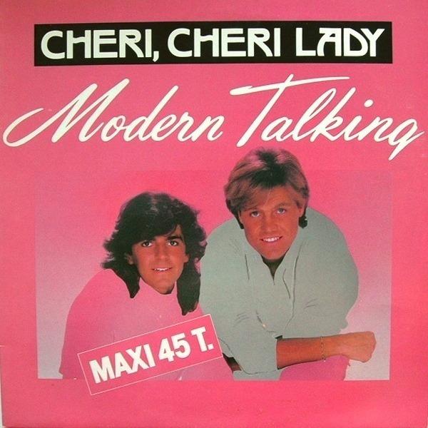 ترجمه متن و دانلود آهنگ Cheri Cheri Lady از Modern Talking