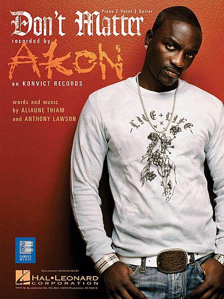 ترجمه متن و دانلود آهنگ Don't Matter از Akon