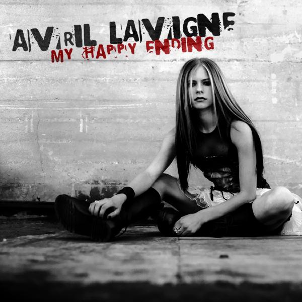 ترجمه متن و دانلود آهنگ My Happy Ending از Avril Lavigne
