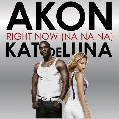 ترجمه متن و دانلود آهنگ Right Now از Akon