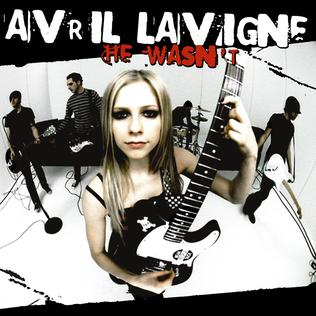 ترجمه متن و دانلود آهنگ He Wasn't از Avril Lavigne