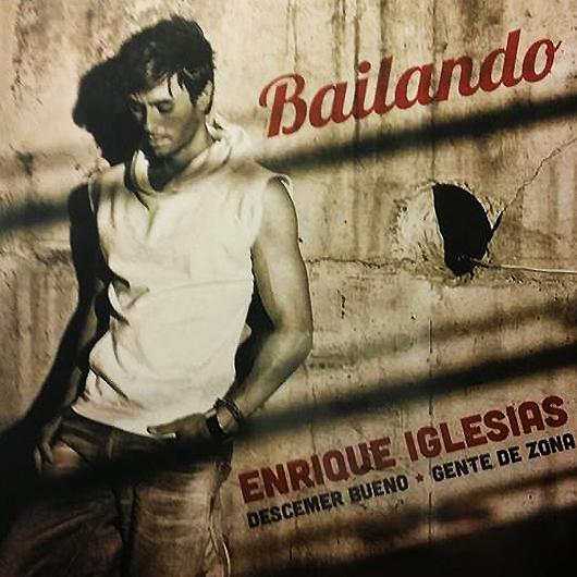 ترجمه متن و دانلود آهنگ Bailando از Enrique Iglesias