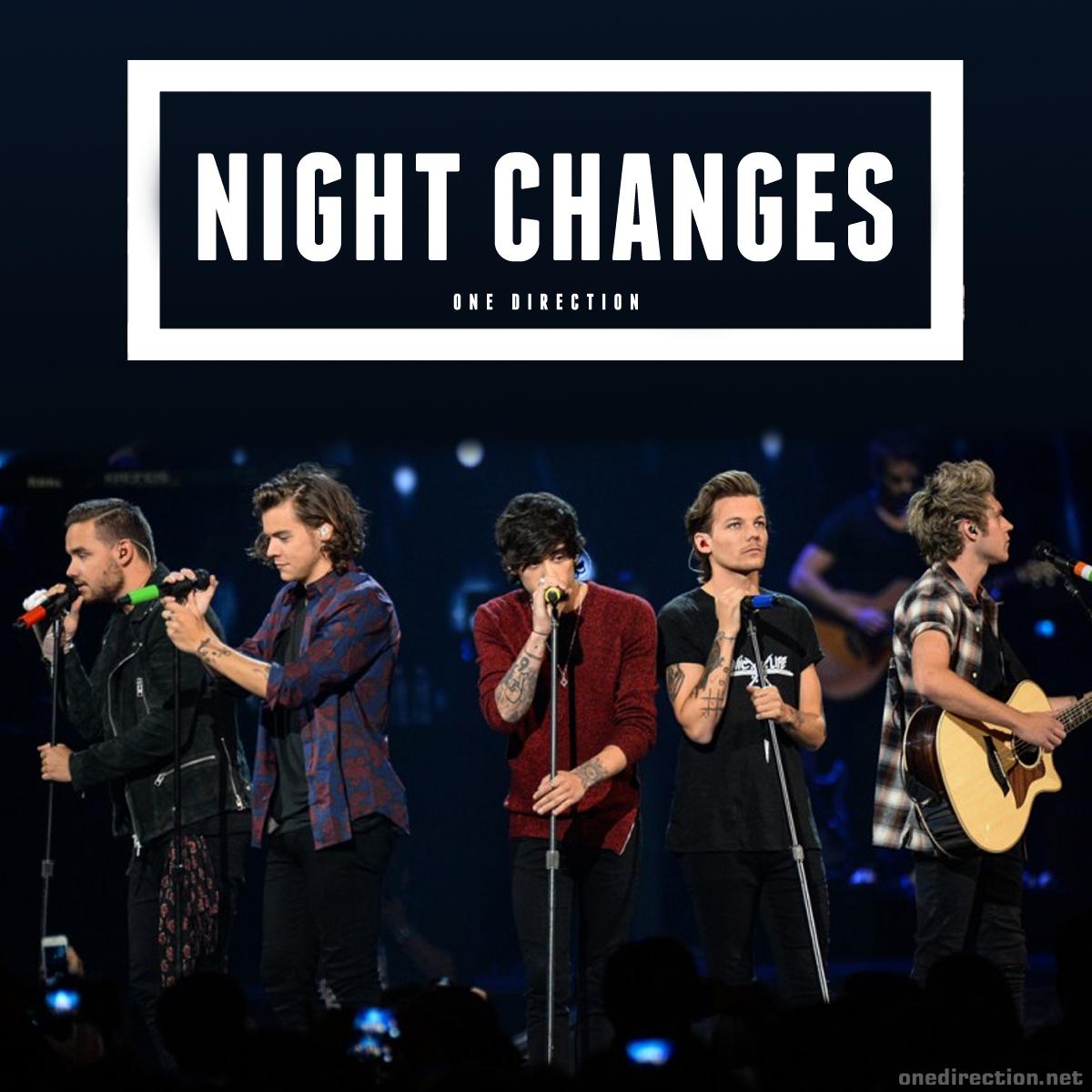 ترجمه متن و دانلود آهنگ Night Changes از One Direction