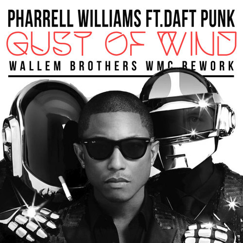 ترجمه متن و دانلود آهنگ Gust of Wind از Pharrell Williams