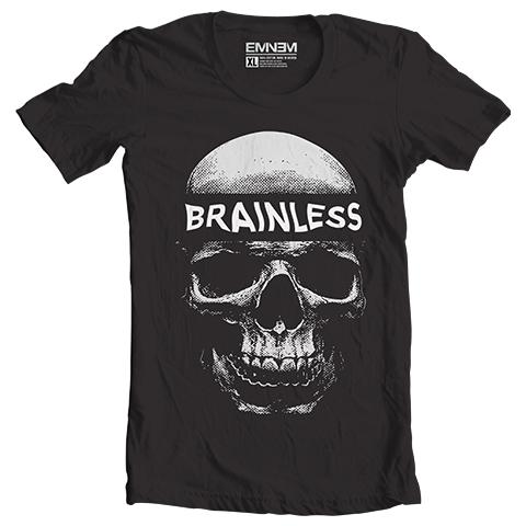 ترجمه متن و دانلود آهنگ Brainless از Eminem