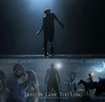 ترجمه متن و دانلود آهنگ Don't Be Gone Too Long از Ariana Grande