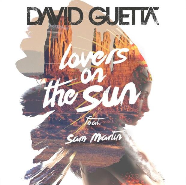 ترجمه متن و دانلود آهنگ Lovers On the sun از David Guetta