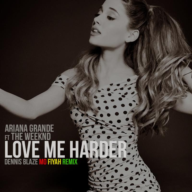 ترجمه متن و دانلود آهنگ Love Me Harder از Ariana Grande