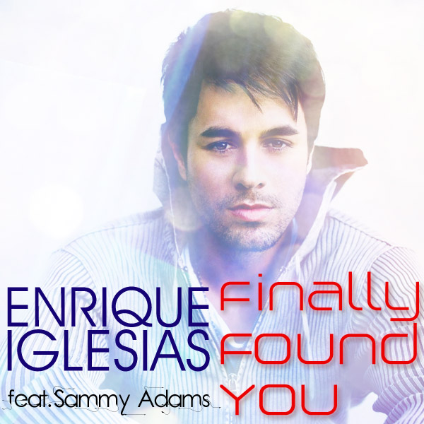 ترجمه متن و دانلود آهنگ Finally Found You از Enrique Iglesias