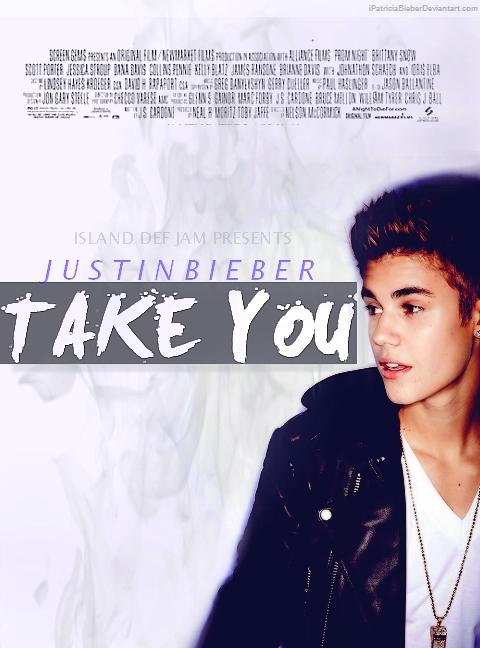 ترجمه متن و دانلود آهنگ Take You از Justin Bieber