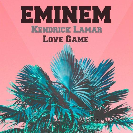 ترجمه متن و دانلود آهنگ Love Game از Eminem