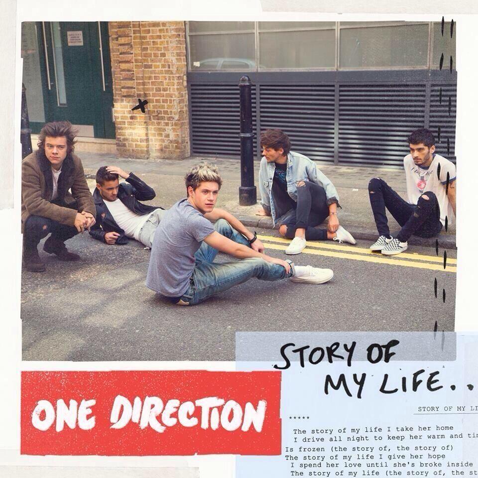 ترجمه متن و دانلود آهنگ Story of My Life از One Direction