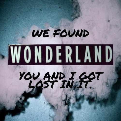 ترجمه متن و دانلود آهنگ Wonderland از Taylor Swift