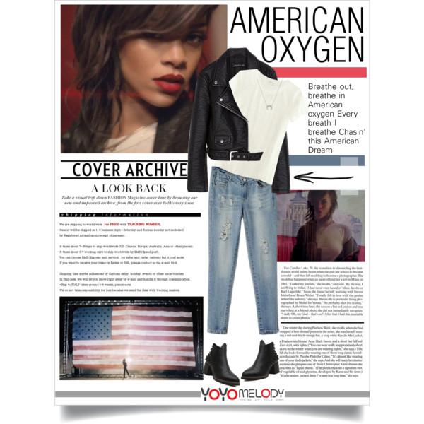 ترجمه متن و دانلود آهنگ American Oxygen از Rihanna