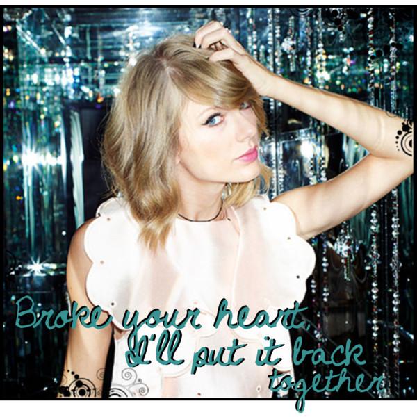 ترجمه متن و دانلود آهنگ How You Get That Girl از Taylor Swift