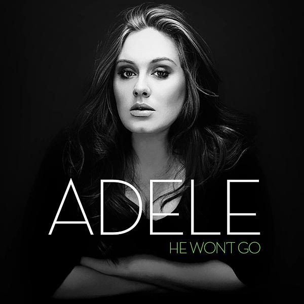ترجمه متن و دانلود آهنگ He Won't Go از Adele