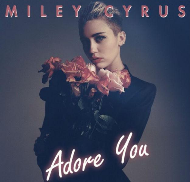 ترجمه متن و دانلود آهنگ Adore You از Miley Cyrus