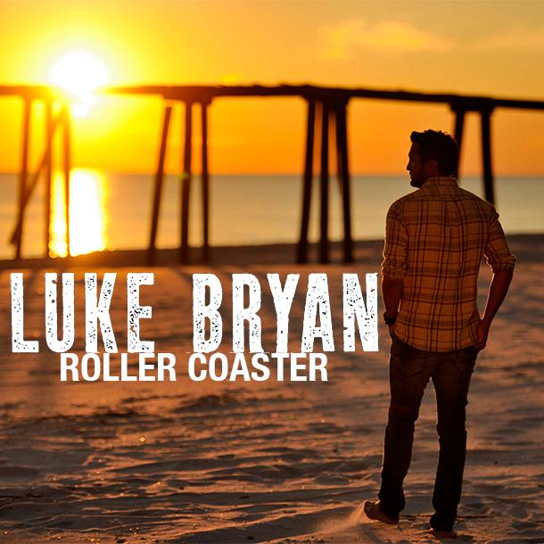 ترجمه متن و دانلود آهنگ Roller Coaster از Luke Bryan