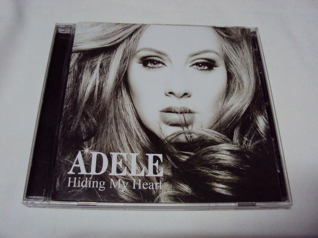 ترجمه متن و دانلود آهنگ Hiding My Heart از Adele