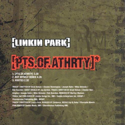 ترجمه متن و دانلود آهنگ Points Of Authority از Linkin Park