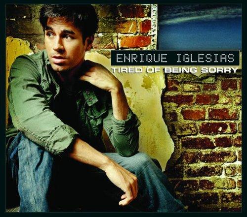 ترجمه متن و دانلود آهنگ Tired Of Being Sorry از Enrique Iglesias