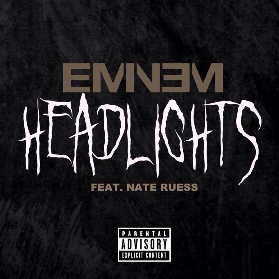 ترجمه متن و دانلود آهنگ Headlights از Eminem