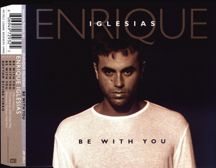 ترجمه متن و دانلود آهنگ Be With You از Enrique Iglesias