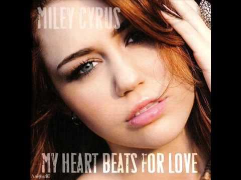 ترجمه متن و دانلود آهنگ My Heart Beats For Love از Miley Cyrus