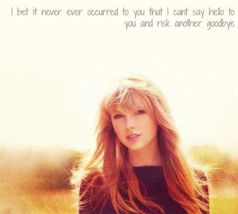 ترجمه متن و دانلود آهنگ I almost do از Taylor Swift