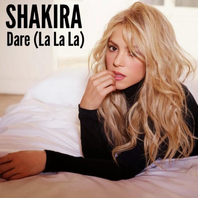 ترجمه متن و دانلود آهنگ Dare La La La از Shakira