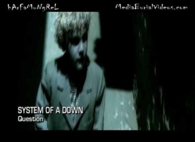 ترجمه متن و دانلود آهنگ Question از System Of A Down