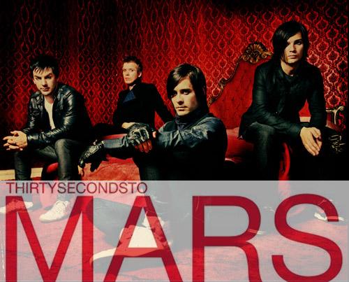 ترجمه متن و دانلود آهنگ Fallen از SECONDS TO MARS 30