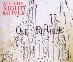 ترجمه متن و دانلود آهنگ All The Right Moves از One Republic